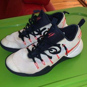Nike Hypershift Basketball Shoes - Size 12